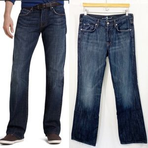 Men's 7 for all Mankind Relaxed Fit Denim Jeans